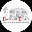 Damesmode Dekker l Zuidwolde Drenthe Logo